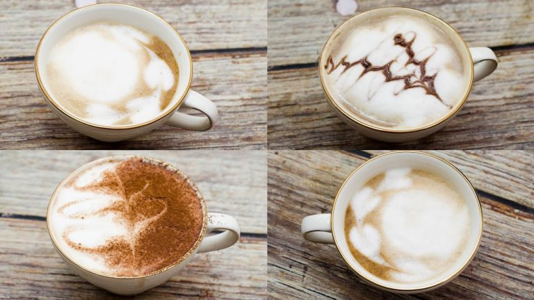 3 creative and easy coffees to make at home