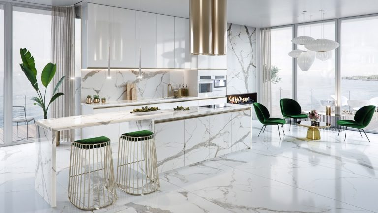 Tips For Designing A Luxury Kitchen