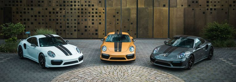 Facts about Porsche