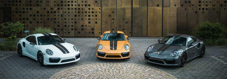 Facts about Porsche
